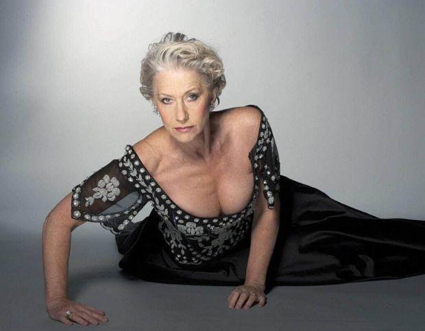 Helen Mirren in Prime Suspect VII - 2006