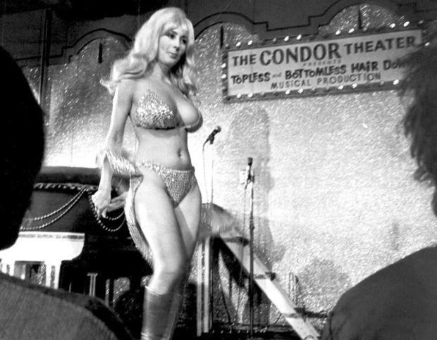 Carol Doda stripper