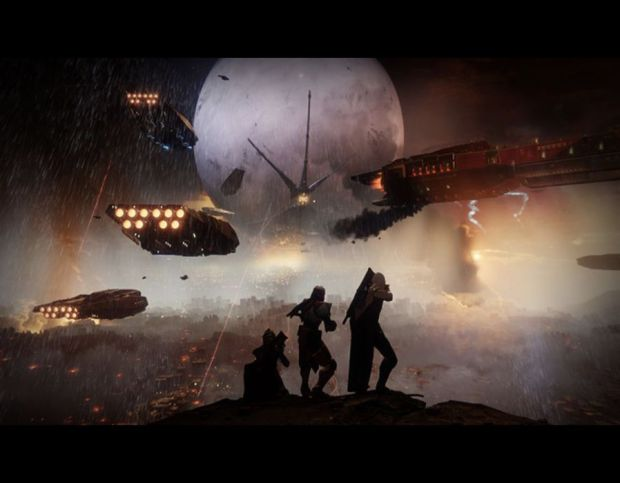 Destiny 2 Gameplay footage screenshot gallery