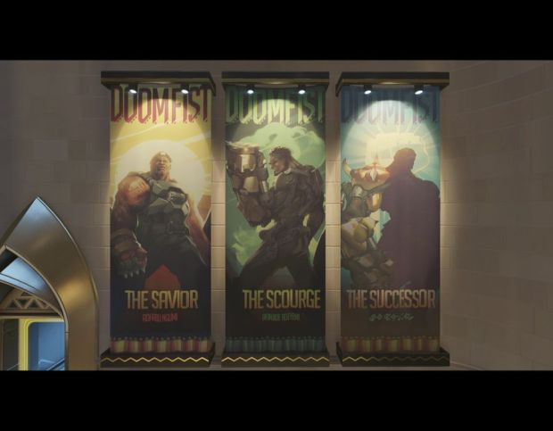 Overwatch Doomfist Rumours and Clues