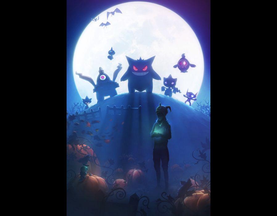 Pokemon Go Gen 3 Release UPDATE Halloween 2017 Event