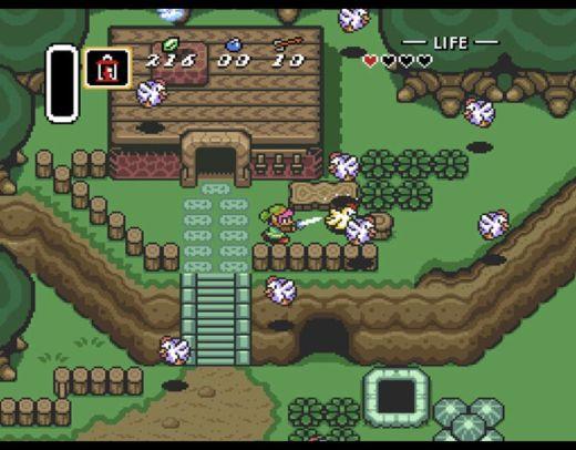 Resultado de imagem para SNES MINI Zelda