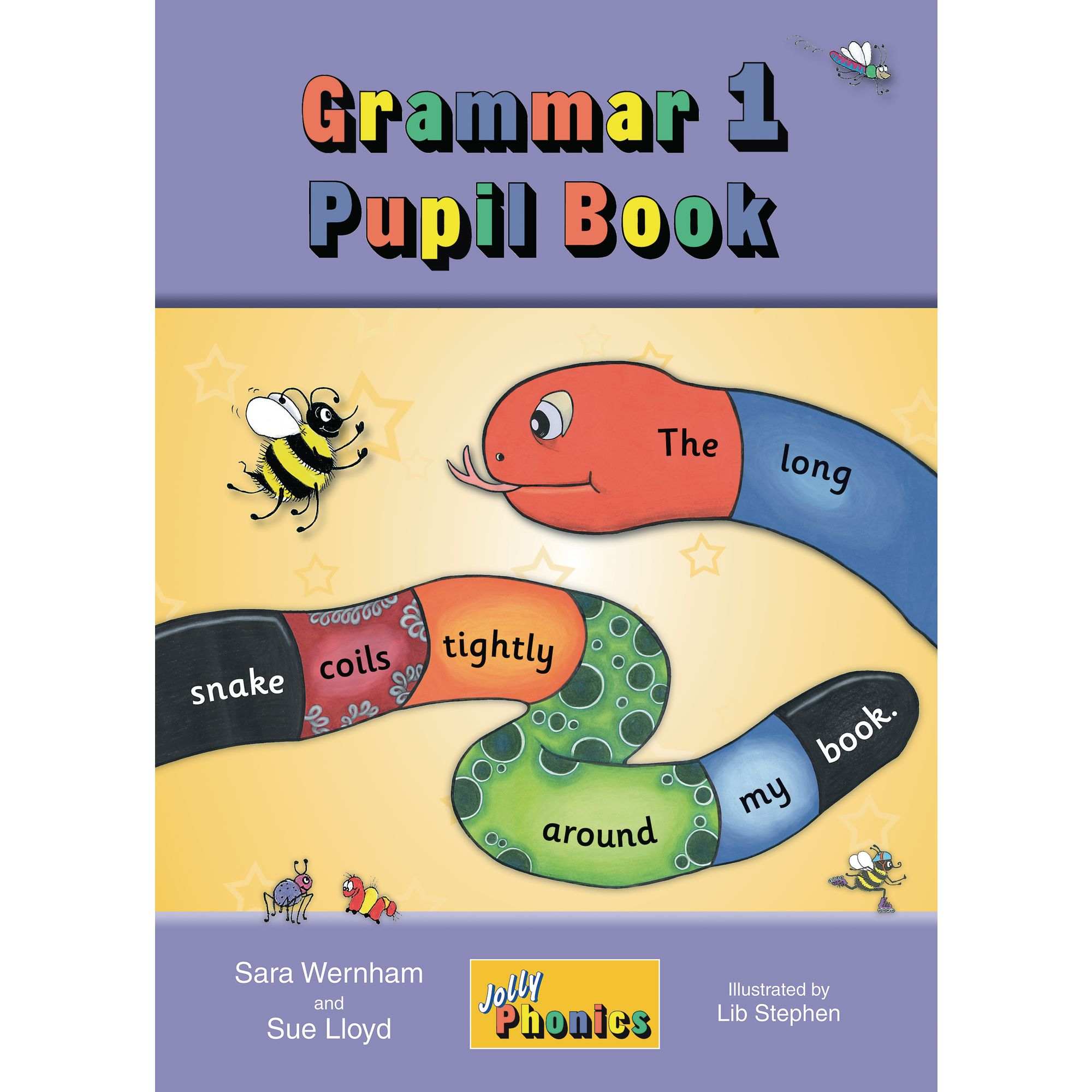 Jolly Phonics Grammar 1 Pupil Book