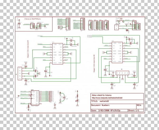 arduino schematic electric motor wiring diagram stepper