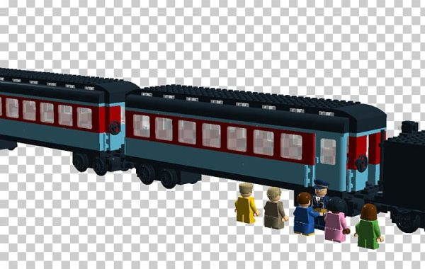 polar express lego train set # 51