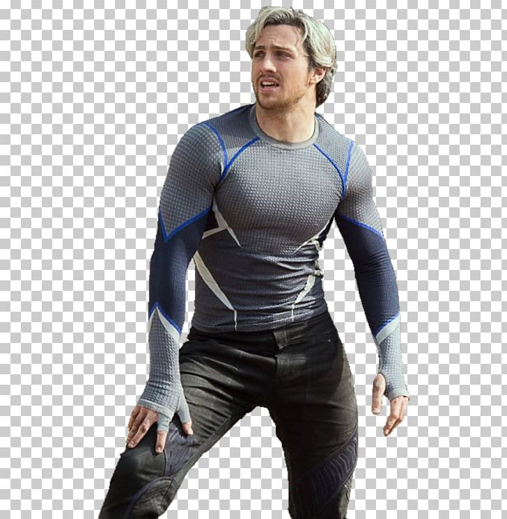 Aaron Taylor-Johnson Quicksilver Avengers: Age Of Ultron ...