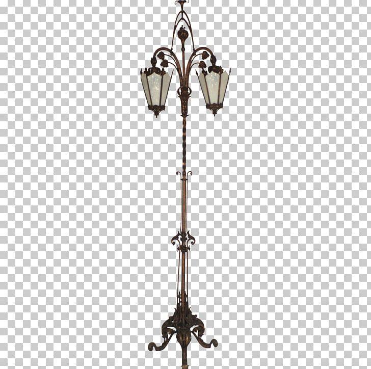art nouveau lampe de bureau floor glass