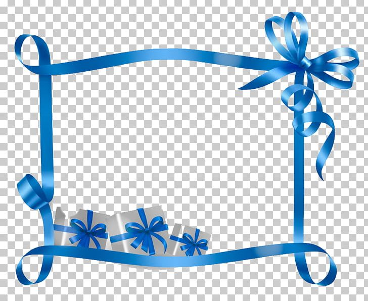 Christmas Name Tag Gift Template Holiday Png Clipart Area Blue