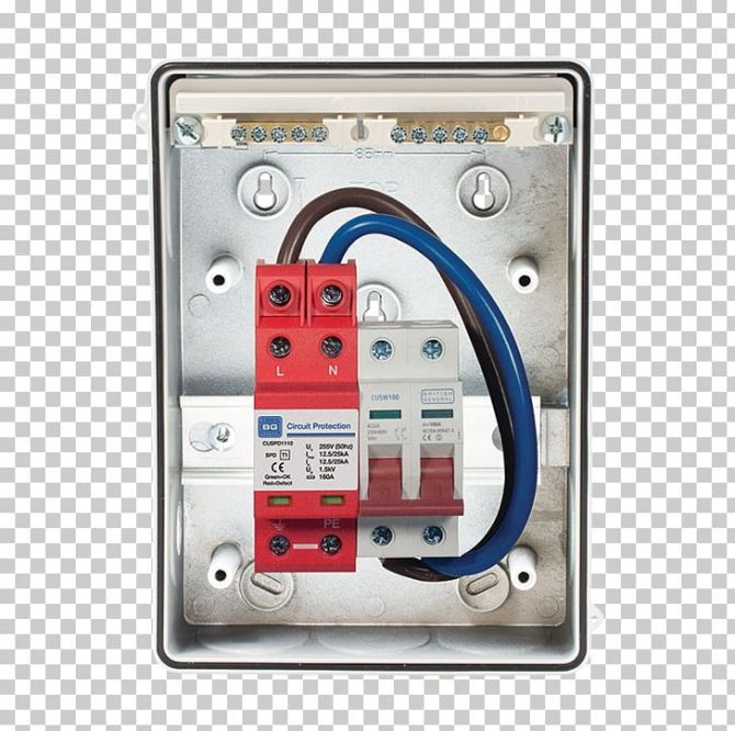 electronic component surge protector electronics wiring