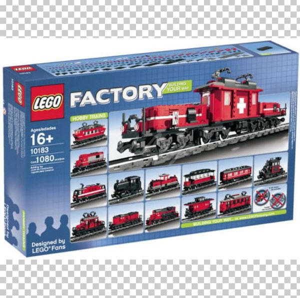 polar express lego train set # 46