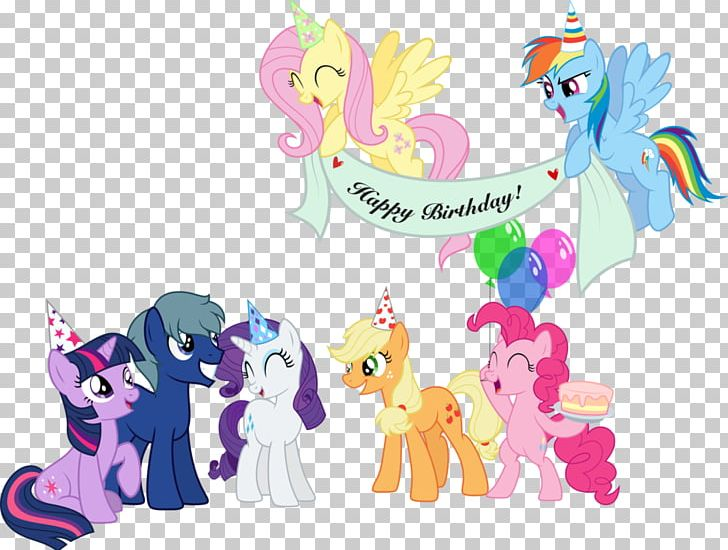 my little pony wedding invitation