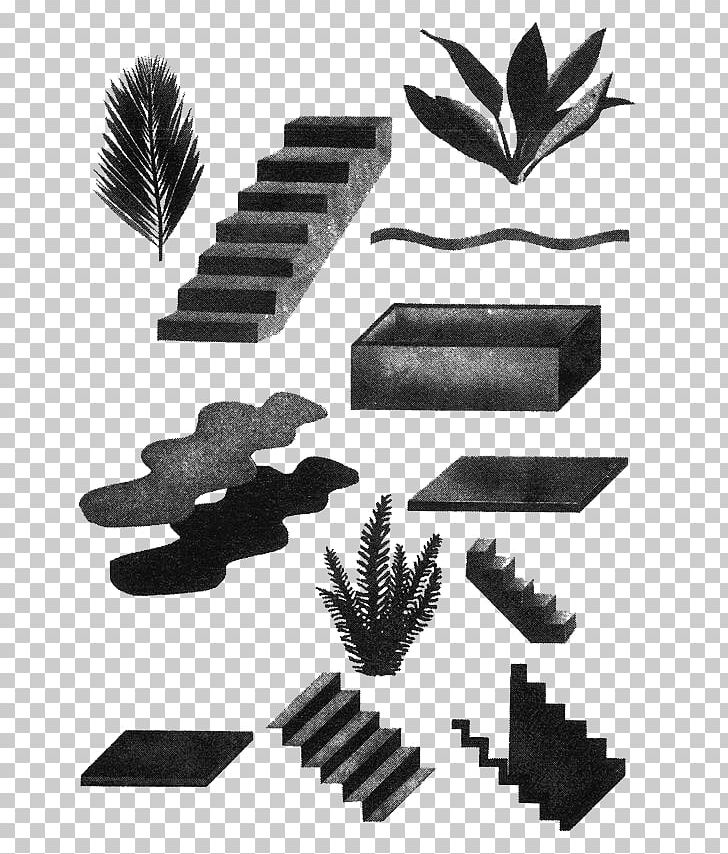 Collage Drawing Architecture Illustration Png Clipart Angle Art Artist Background Black Bla Free Png Download