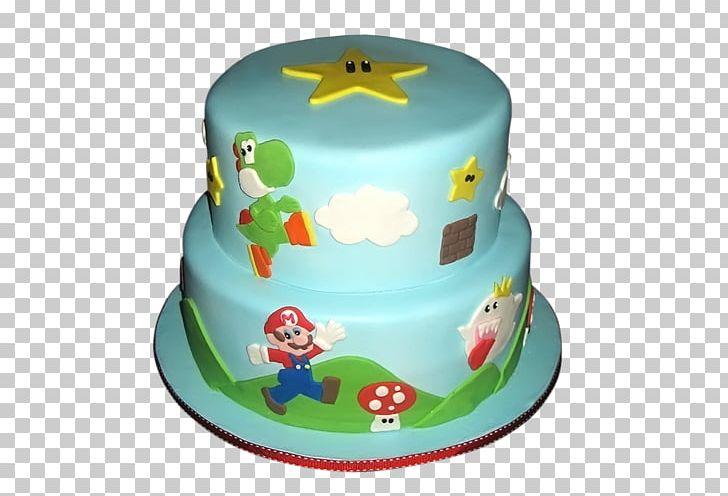 Birthday Cake Torte Super Mario Bros Cake Decorating Png Clipart Anniversary Bakery Birthday Birthday Cake Cake
