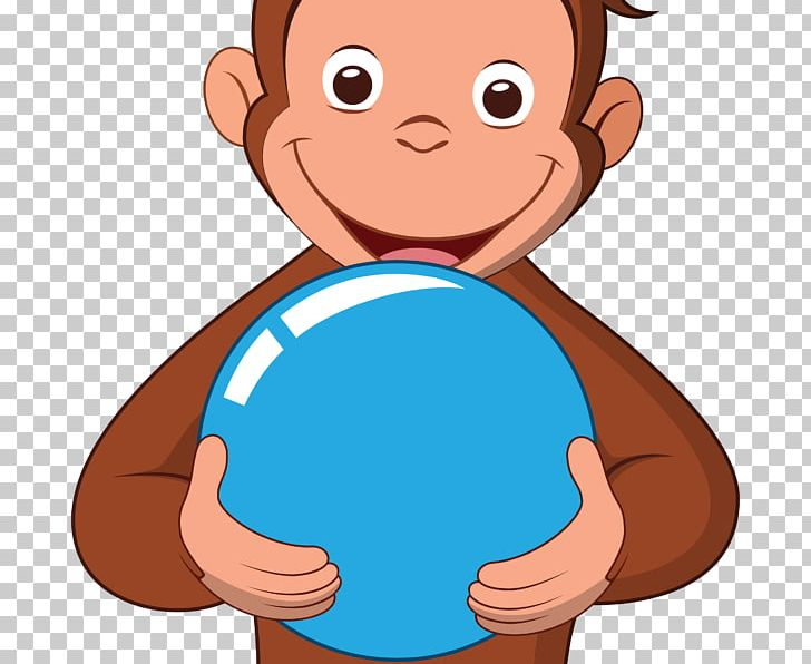 Curious George Curiosity Child Png Clipart Area Arm Birthday Boy Cartoon Free Png Download