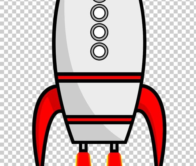 Rocket Spacecraft Cartoon Png Clipart Area Artwork Beak