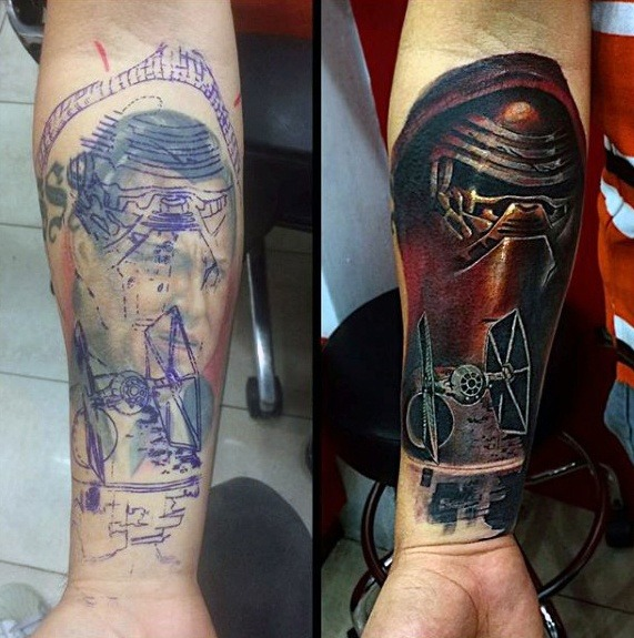 The 70 Tattoo Cover Up Ideas For Men Improb