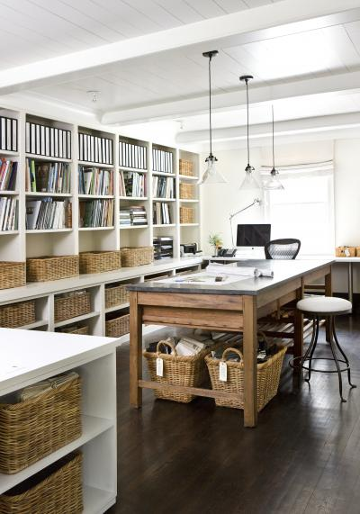 Westbrook Office By Westbrook Interiors