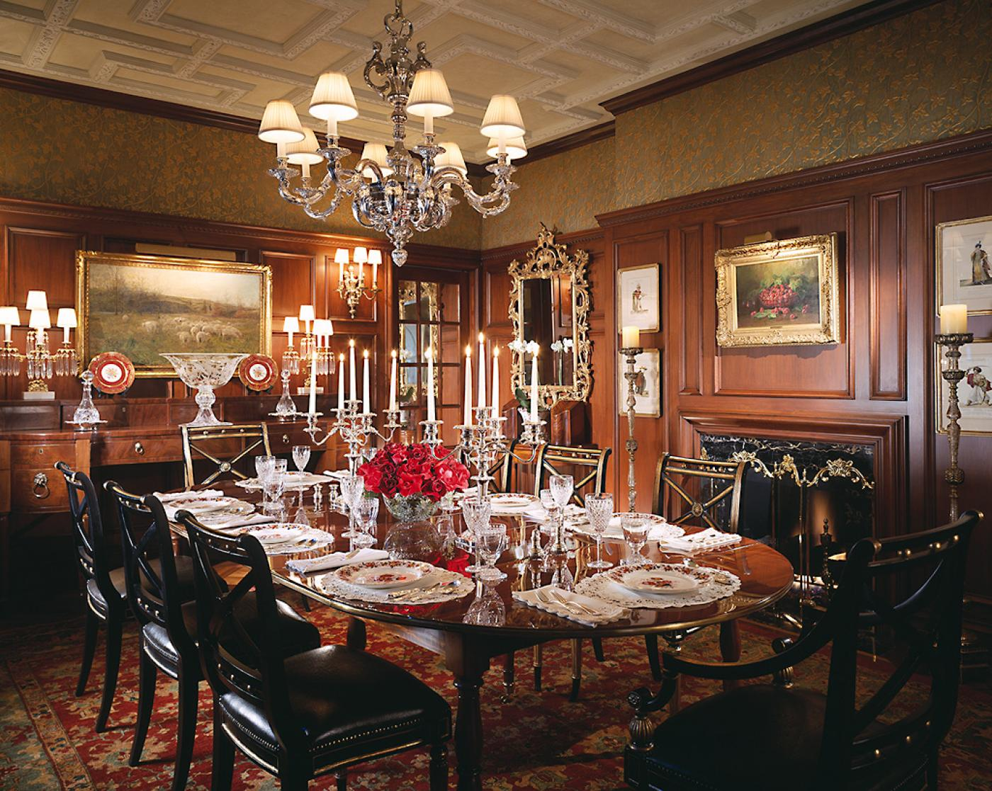 Traditional Pittsburgh PA By Gil Walsh Interiors