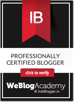 Professional Blogger Certification from WeBlogAcademy