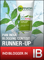 Garnier Pure Active Neem - Runner up!