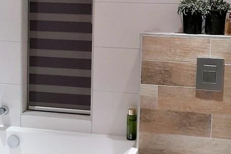 Huis inrichten 2019 » verduisterend rolgordijn badkamer | Huis inrichten