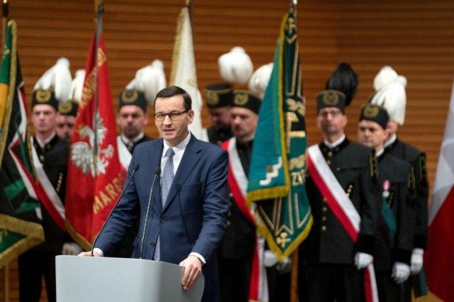 Górnicy chcą, aby rozmowy z nimi osobiście poprowadził premier Mateusz Morawiecki.