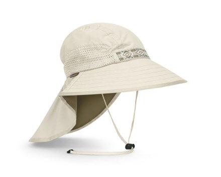 Afternoon adventure gardening hat