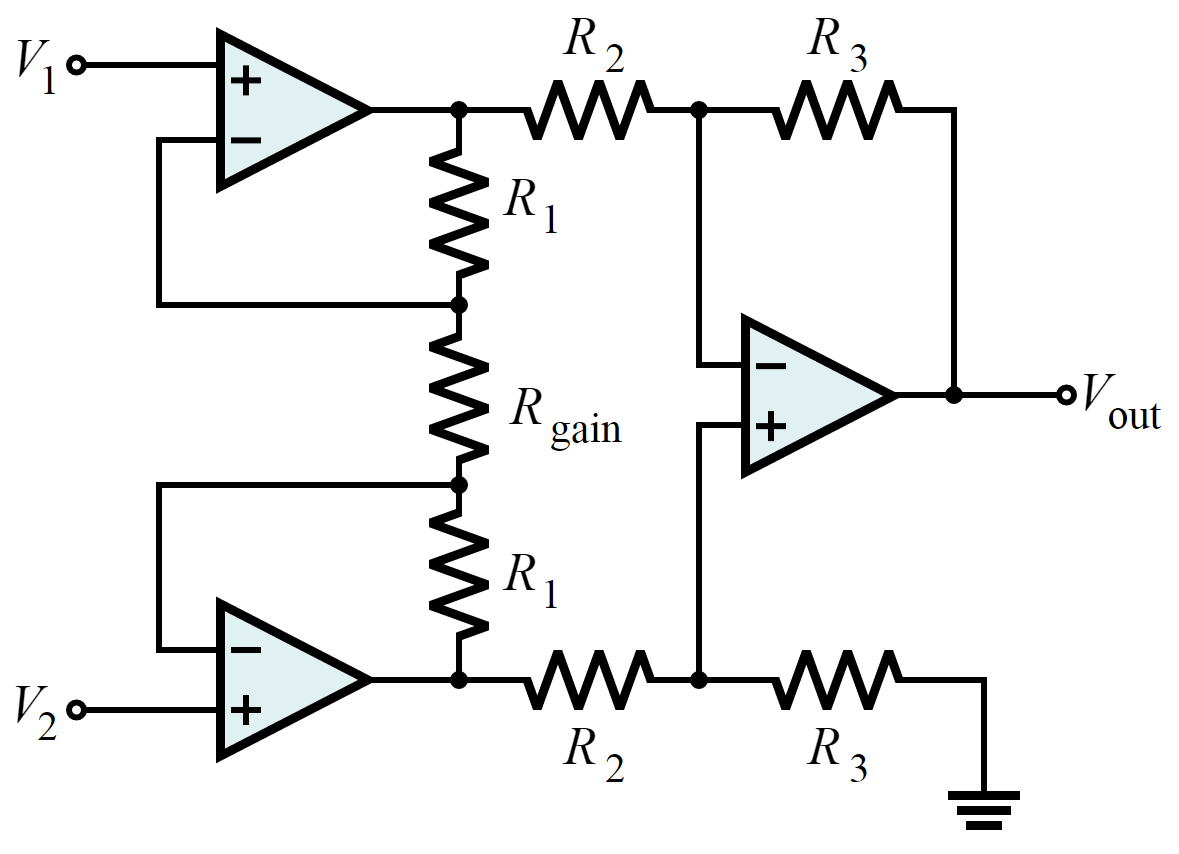 Build An Emg Audio Amplifier Electromyography 8 Steps