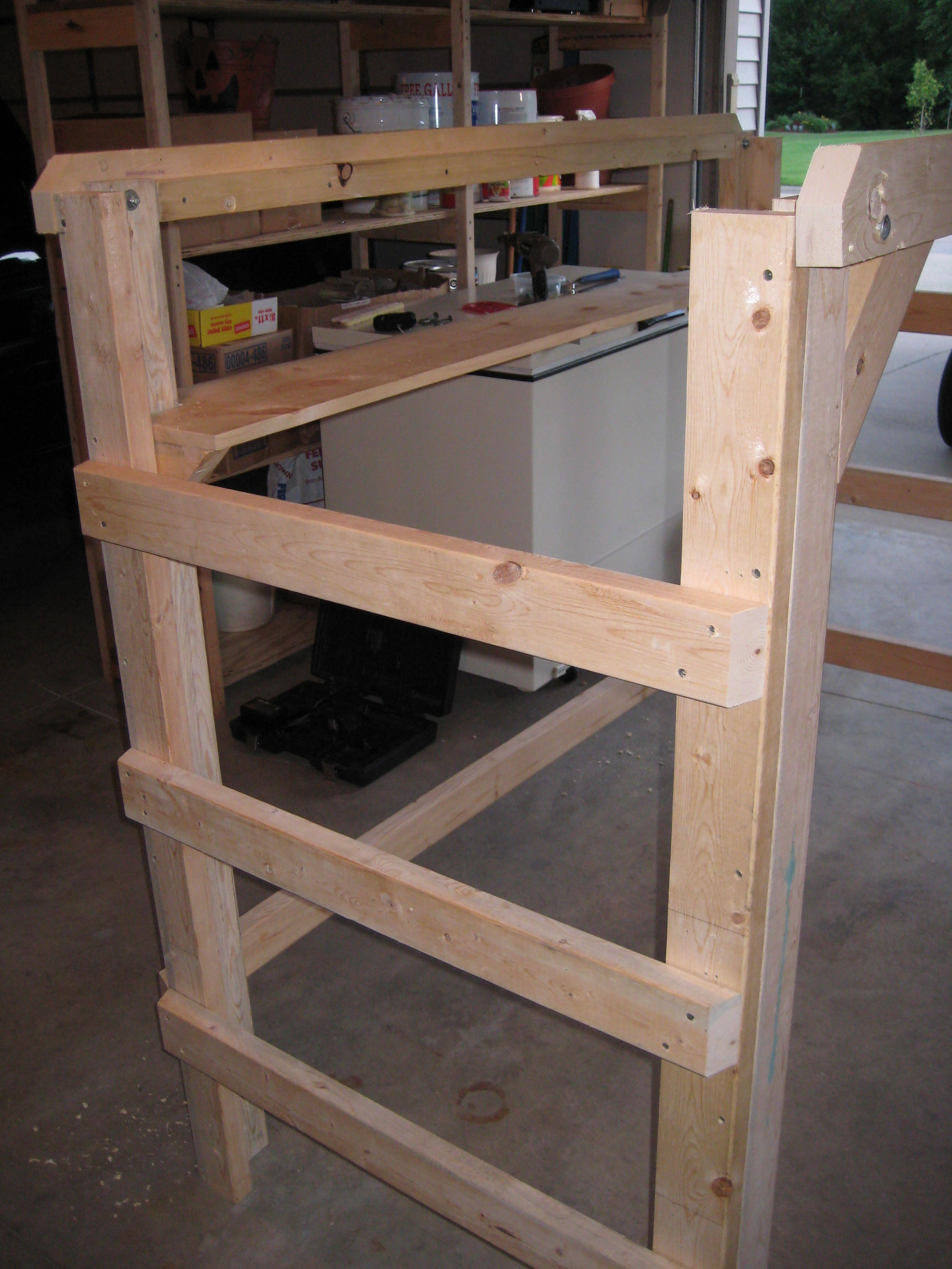 College Dorm Loft Accepts Twin Xl Frame Updated 6 Steps