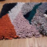 T Shirt Latch Hook Rug 6 Steps With Pictures
