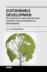 Sustainable Development - Authoritative and Leading Edge Content for Environmental Management