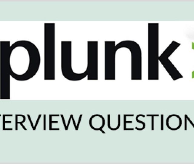 Splunk Quiz