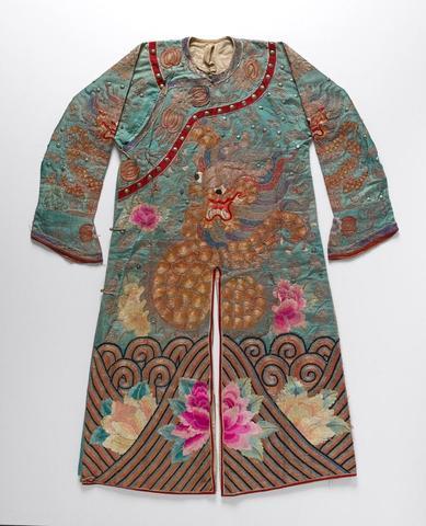 robe de théâtre Indochine, 20ème