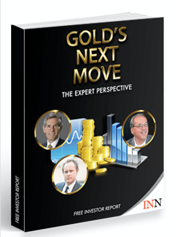 Cover of Gold's Next Move Report