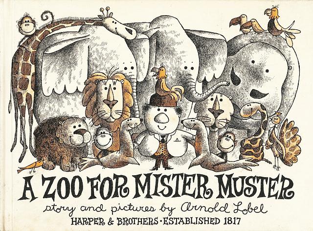 Resultado de imagen de A Zoo for Mister Muster