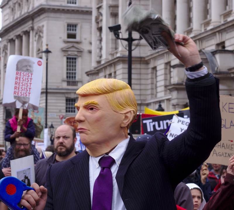 Together Against Trump (UK State Visit)