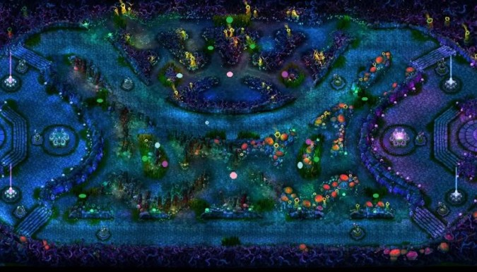 league of legends map » [HD Images] Wallpaper For Downloads | Easy ...