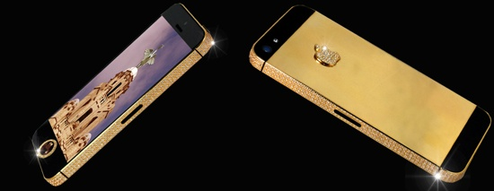 iPhone Or 11 millions euros