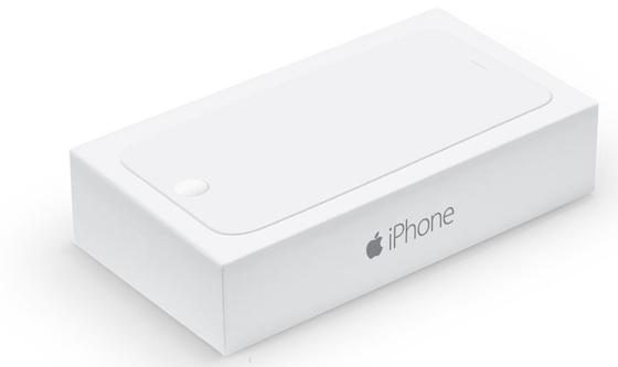 Boite iPhone 6