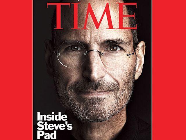 re steve jobs october 2011 time magazine cover magazine cover steve