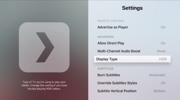 Plex Gains HDR Support on Apple TV, Face ID/Touch ID Support