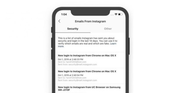 Instagram Rolls Out New Security Feature to Fight Phishing Scams
