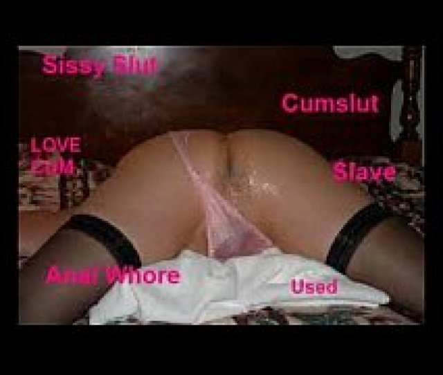 Born To Be A Sissy Slut