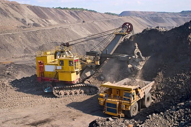 In addition to the economic issues of the coal leases, environmentalists aee equally concerned about the environmental issues that arise from coal mining. Credit: Bigstock