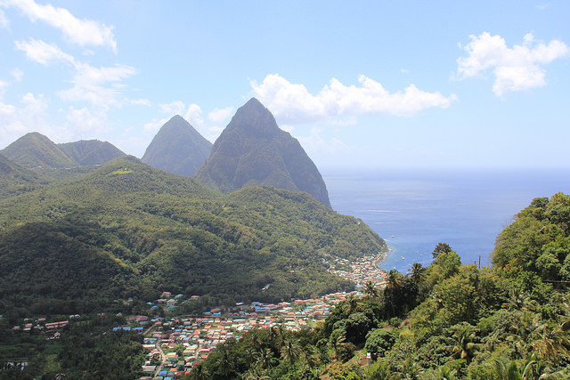 St. Lucia's Minister for the Public Service, Sustainable Development, Energy Science and Technology, James Fletcher, says a climate change deal favourable to the Caribbean will help to protect the important tourism sector. Credit: Kenton X. Chance/IPS