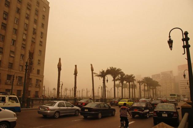 "Air pollution in Cairo, Egypt. Credit: World Bank/Kim Eun Yeul "" Source: UN News Centre"