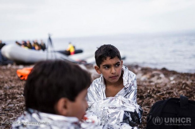 At least 3,740 refugees and migrants have died crossing the Mediterranean in 2016 - why is the route so deadly? Credit: UNHCR