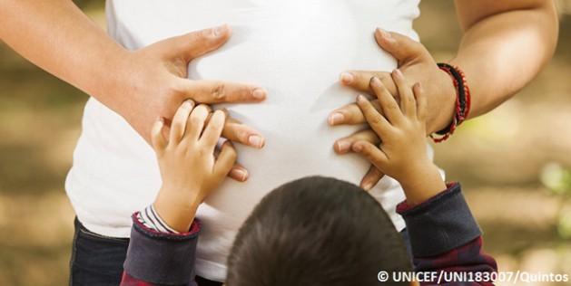 UNICEF campaign on Zika response © UNICEF/UNI183007/Quintos