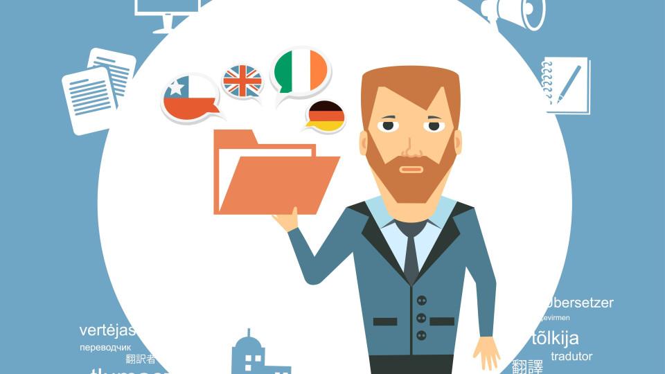 Translation / English, German, French or Italian translator