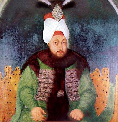 26. III. Mustafa (1757 – 1774) ile ilgili görsel sonucu